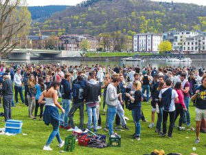 Abiturfeier Heidelberg
