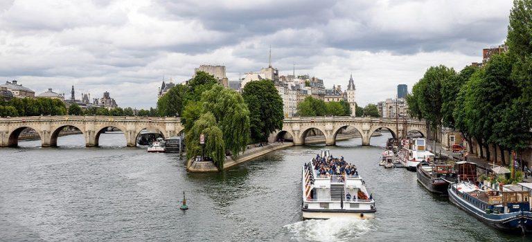 Le Pont-Neuf, Paris